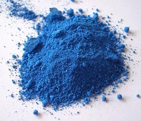 Koboltista saadaan myös niin kutsuttua koboltinsinistä väriainetta.