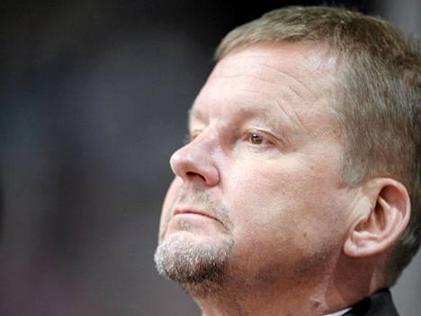 Kari Heikkilä valmentaa Valko-Venäjän maajoukkuetta.