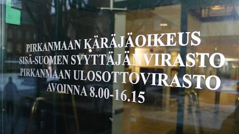Suomessa on yli puoli miljoonaa ulosottovelallista.