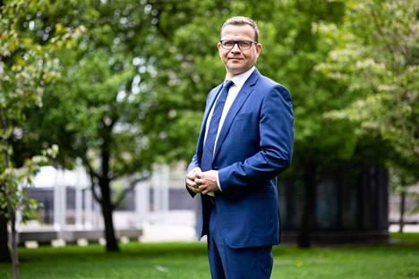 Petteri Orpo has served on previous governments as Minister of Finance, Interior, Agriculture and Forestry.
