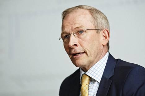 Lobbari ja entinen poliitikko Risto E. J. Penttilä on johtanut Keskuskauppakamaria seitsemän vuotta.