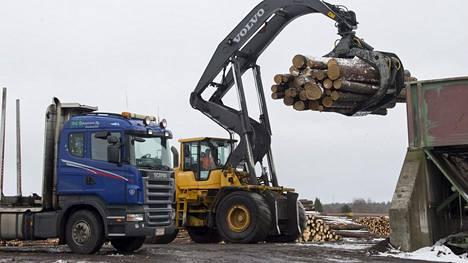 Mekaanisen metsäteollisuuden lakot jatkuvat Teollisuusliiton mukaan maaliskuun 8. päivään saakka, jos sopua ei sitä ennen synny.