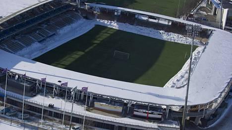 Sonera-stadionilla yritetään 22. toukokuuta Euroopan ennätystä.
