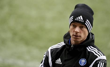 Mika Lehkosuo on sopinut riitansa edellisen työnantajansa FC Hongan kanssa.
