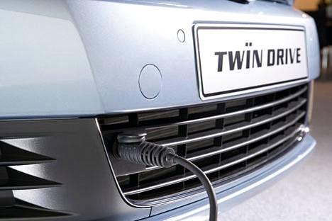Ladattava hybridi Volkswagenin valttikortti