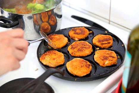 Papupihvit ovat vegaanille maukas proteiinin lähde.