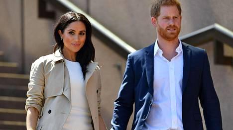 Prinssi Harry ja herttuatar Meghan odottavat toista lasta.
