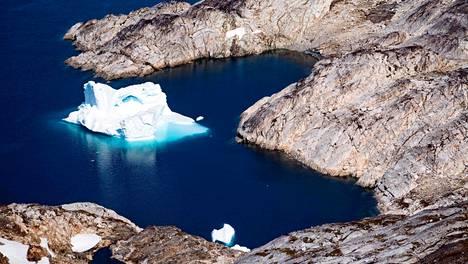 Grönlannin mannerjää on kokenut viisi ennätyksellistä sulamiskautta vuoden 2000 jälkeen. Viimeisin niistä oli vuonna 2019.