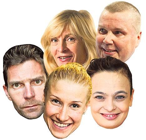Onko nyt Jannen, Marja-Liisan, Timon, Hanna-Marian vai Oonan päivä?