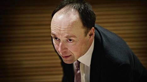 Jussi Halla-aho sanoi vielä syksyllä 2015, ettei tule ikinä tavoittelemaan perussuomalaisten puheenjohtajuutta.
