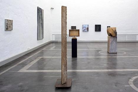 Kuntsin kokoelmat -näyttely jatkuu Helsingin Taidehallissa.