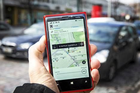Uber-taksipalvelu on jättänyt Nokian Herestä 2,7 miljardin euron ostotarjouksen.
