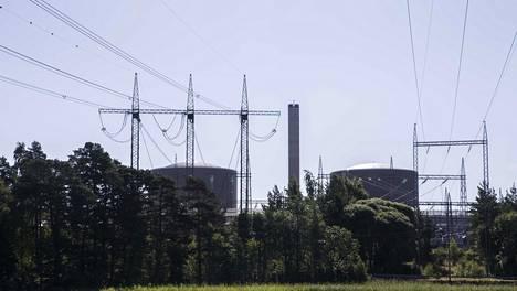Fortum omistaa Loviisan ydinvoimalan.