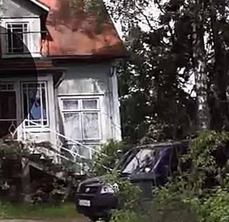 Irina Sandbergin koti uhkaa jäädä Länsiväylän alle.