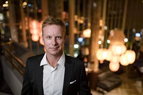 Mikko Ilonen täytti joulukuun puolivälissä 40 vuotta, ja tuolloin hänet kuvattiin HS:n syntymäpäivähaastattelua varten.