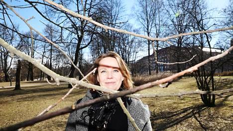 Riina Seppänen kävi ennen vappua Helsingissä konserttimatkalla. Hyvä ystävä tarjosi konserttiliput ja matkan.