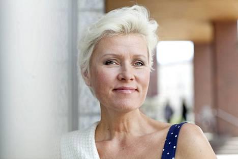 Hanna-Riikka Siitonen.