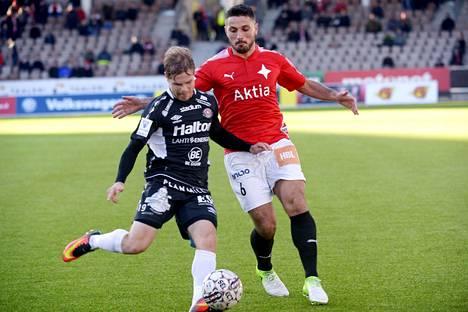 FC Lahti ja Aleksi Paananen aiheuttivat HIFK:lle ja Xhevdet Xelalle kauden ensimmäisen tappion.