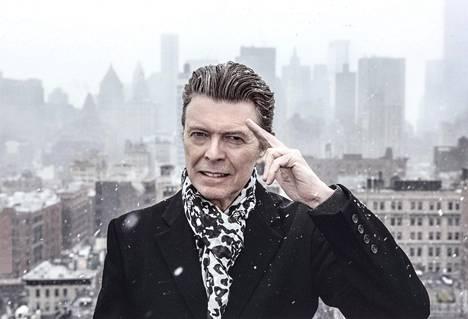 David Bowie (1947–2016) oli poikkeuksellinen taiteilija elämänsä loppuun asti.