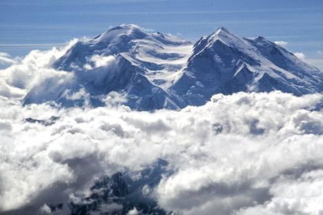 McKinley on Pohjois-Amerikan korkein vuori.