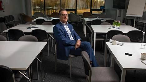 Marcus Herold ilmoitti viisi vuotta sitten, että 70-vuotiaana hän jää sivuun MPS:n päivittäisestä liiketoiminnasta. Herold jatkaa kuitenkin yhtiön hallituksen puheenjohtajana.