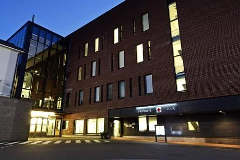 Malmin sairaala kuuluu Helsingin ja Uudenmaan sairaanhoitopiiriin.