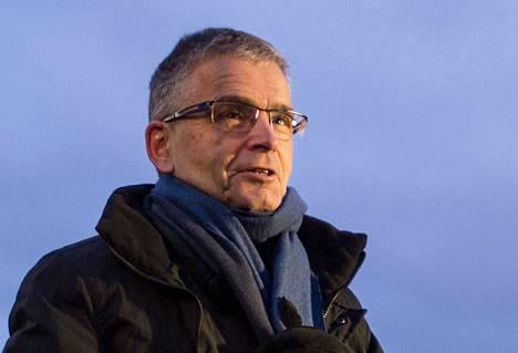 Kaupunginjohtaja Jussi Pajunen toivoo, että menojen julkistaminen lisää ymmärräystä Helsingin taloudesta.