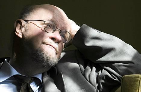 Vihreiden kansanedustaja Osmo Soininvaara.