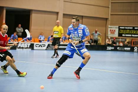 SPV:n Mika Kohonen on Suomen maajoukkueen kokenein pelaaja 163 maaottelullaan.