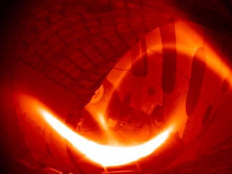 Vetyplasma hehkui ensimmäisen kerran Wendelstein 7-X-koereaktorissa keskiviikkona.