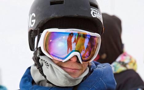 Antti Autti palasi lumikouruun tuloksekkaasti.