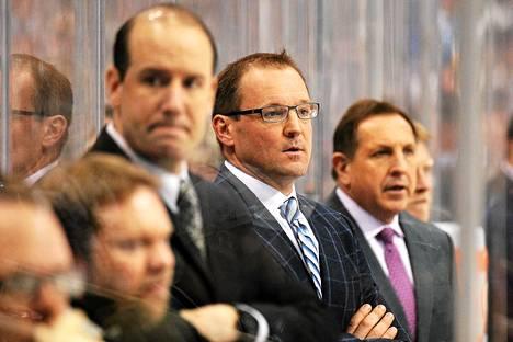 Dan Bylsma saa jatkaa Penguinsin penkin takana.