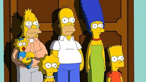 Simpsonit täyttää 25 vuotta.