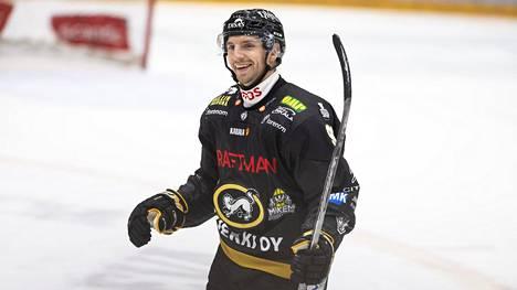 Oskar Osala kuvattuna 9. tammikuuta 2019.