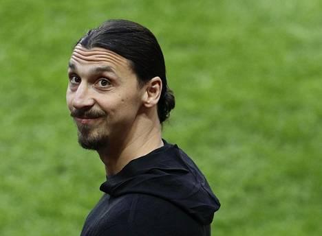 Zlatan Ibrahimovićista julkaistaan uusi elämäkerta.