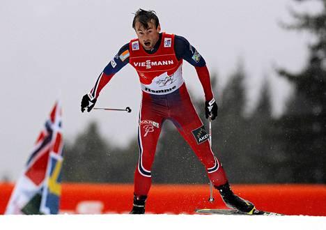 Petter Northug on voittanut kaksi olympia- ja yhdeksän MM-kultaa.