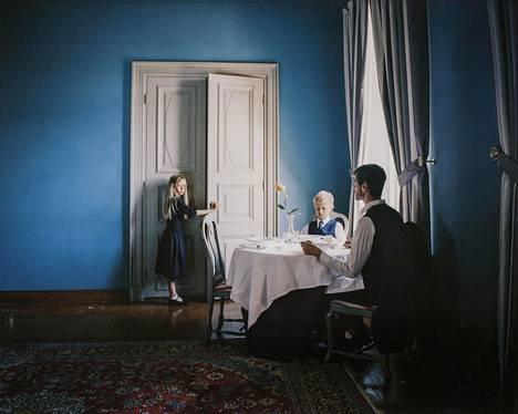 Erica Nyholmin teos Menetys (2014) voitti espanjalaisen Pilar Citoler -valokuvauskilpailun.