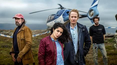 Midnight Sun on uusi ruotsalais-ranskalais-englantilainen rikossarja.