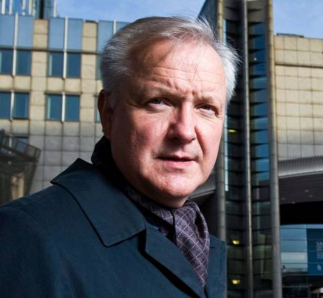 Olli Rehn vastaa pian.