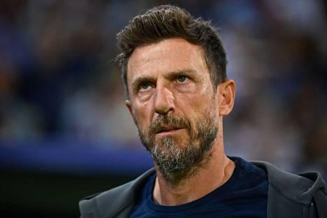 Eusebio Di Francesco nähtiin maanantaina viimeistä kertaa Hellas Veronan valmentajana. Tappio Bolognassa toi kesäkuussa palkatulle valmentajalle potkut vain kolmen ottelun jälkeen.