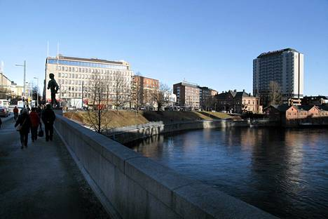 Etelä-Afrikasta kotoisin oleva mies katosi maaliskuussa Tampereen keskustassa.