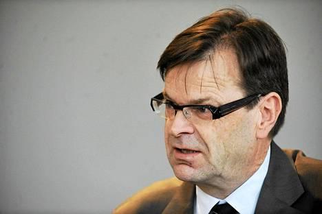 Antti Pankakoski.