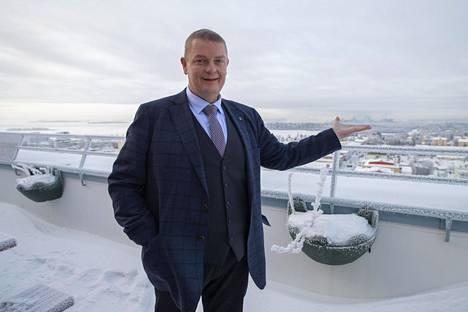 Kemin kaupunginjohtajan Matti Ruotsalaisen mukaan indikaattorit ovat viitanneet siihen, että kaupungin paperiteollisuudessa on hyvä vire päällä.