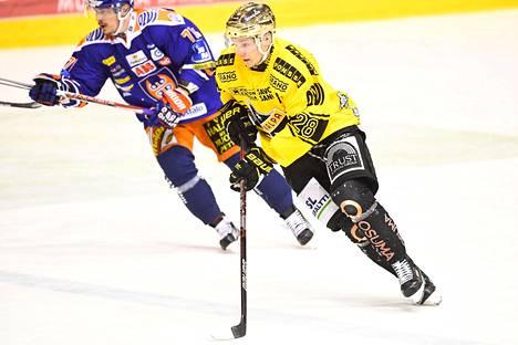 KalPan oma kasvatti Jaakko Rissanen on johtanut tehokkaasti ykkösketjua. Pudotuspeleissä Rissanen on ollut joukkueensa kolmanneksi tehokkain pelaaja Janne Keräsen ja Jesse Mankisen jälkeen.