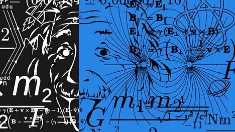 Kvanttimekaniikka ja suhteellisuusteoria puhuvat eri kieltä.