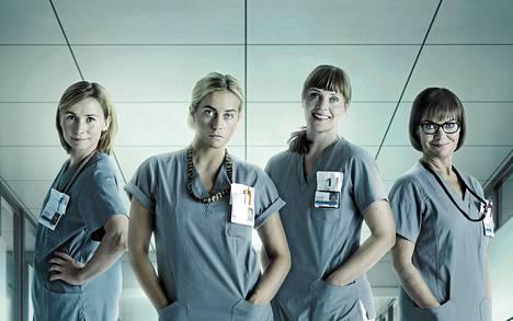 Suomalainen sairaalasarja Syke on herättänyt kiinnostusta maailmalla.