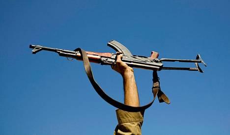 Kalašnikov teki vuoden alussa sopimuksen 80 000–200 000 aseen toimittamisesta Yhdysvaltoihin vuosittain seuraavien viiden vuoden aikana.