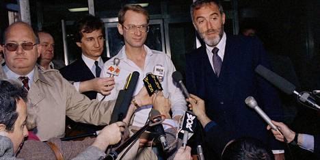 Median tuomitsemat -sarjan toisessa jaksossa seurataan Bernard Goetzin tapausta. Goetzin media nosti sankariksi.