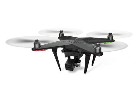 Kamera välittää videokuvaa älypuhelimelle jopa 500 metrin päästä.