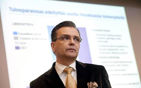 HKScanin entinen toimitusjohtaja Jari Latvanen alkaa luotsata Stockmannia.